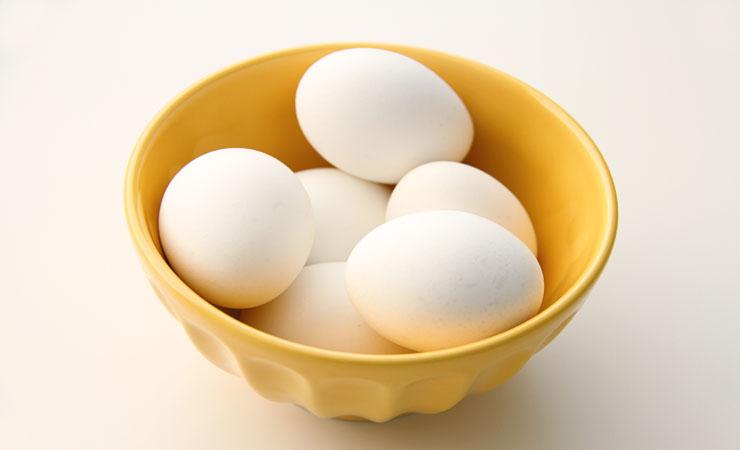 Eggs are The Choice