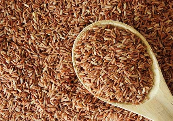Use brown rice to get rid of diarrhea