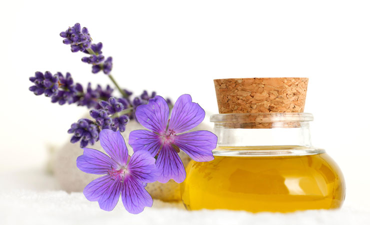 Lavender Oil For Reducing Stress