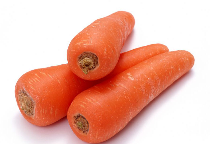 use carrot to get rid of diarrhea