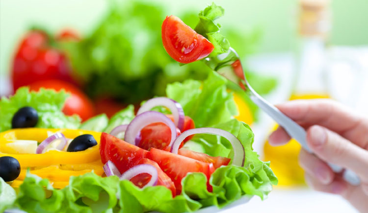 Balanced Healthy Diet