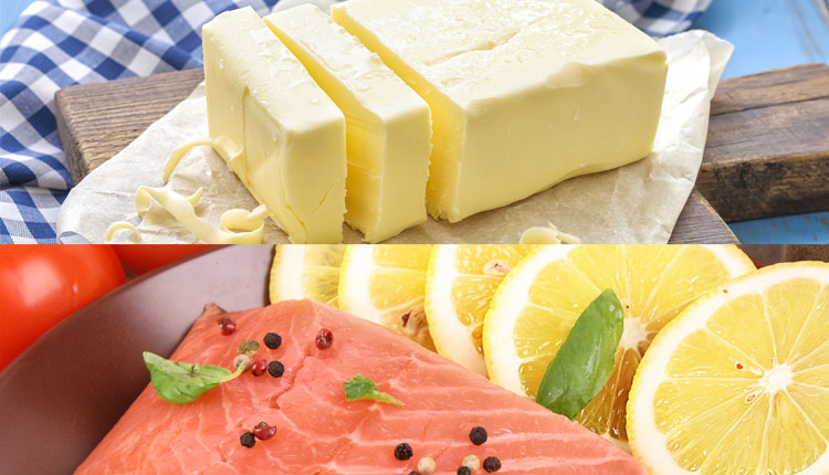 Saturated And Polyunsaturated Fats