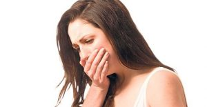 how to get rid of nausea