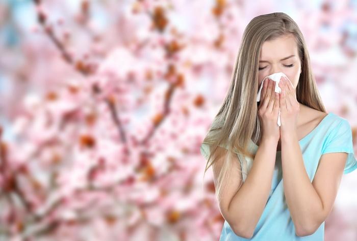 Helps Against Seasonal Allergies Apple Cider Vinegar