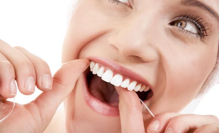 Keeps The Teeth Healthy