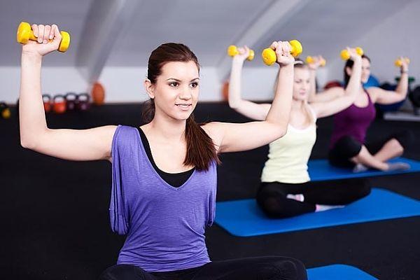 Light weight training