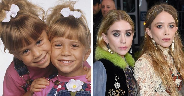 How 8 Famous Hollywood Twins Changed Since the '80s and '90s