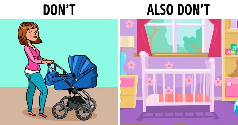 An Experienced Pediatrician Reveals Which Things Are Unnecessary to Buy Before a Child Is Born