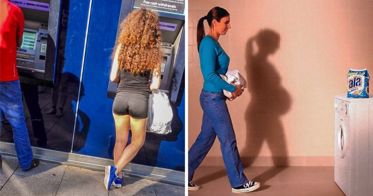 24 Tricky Shadows That Created a Parallel Universe